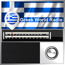 GREEK WORLD RADIO logo