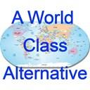 Another World Class Alternative logo