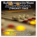 Radio Restauracion Miami logo