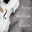 ALWAYS AMADEUS RADIO logo