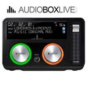 Audioboxlive DJ Radio logo