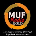 MUF Radio Gold logo