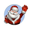 Abacus.fm Christmas logo