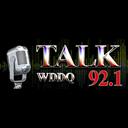 Talk America Radio - WDDQ logo