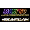 Maxi 80 Webradio France logo