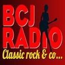 BCJRADIO Classic rock & Co. logo