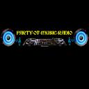 Party-of-music-radio.de logo