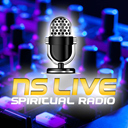 NSLIVE SPIRITUAL RADIO logo