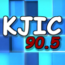 KJIC Gospel Music Radio 90.5 FM logo