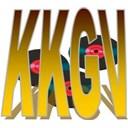 KHGV 99.7 Garden Villas logo
