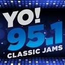 KCOR Recuerdo 95.1 FM logo