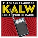KALW 91.7 - San Francisco's Local Public Radio logo