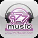 977 Music - Comedy logo