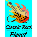 Classic Rock Planet HD logo