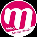 M Radio - Dessins Animés logo