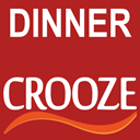 dinner CROOZE - an easily digestable mix of smoothly spiced easy going and jazzy tunes logo
