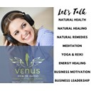 Venus Health Radio logo