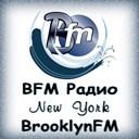 BrooklynFM - BFM (Russian Radio) logo