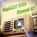 °NightSoft Oldie Channel 42° logo