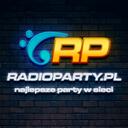 !Radioparty.pl - House, Disco House, Progressive, Edm logo
