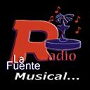 1300 am Fuente Musical logo