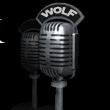 The Wolf Radio-AAC logo