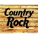 100% Country Rock logo