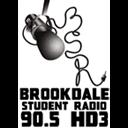 Brookdale Student Radio 90.5 HD3 logo