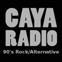CAYA Radio - Playing 90's Rock/Alternative 24/7 logo