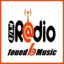 Radio fouedb Music logo