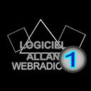 LogicielAllan WebRadio 1 logo