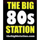 The Big 80s Station logo
