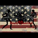 Rock90online logo