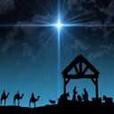 Avinu--Christmas logo