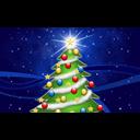 A Better Christmas Radio Station - ABetterRadio.com logo