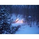 *SANTA'S CHRISTMAS SLEIGH RIDE* logo