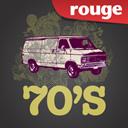 Rouge 70s logo