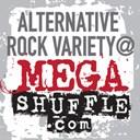 Alternative Rock Variety @ MEGASHUFFLE.com logo