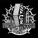 San Francisco Community Radio logo