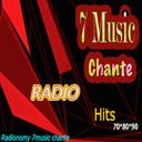 7Music Chante logo