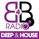 B4B DEEP HOUSE SOULFUL logo