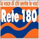 RETE 180 La voce di chi sente le voci logo