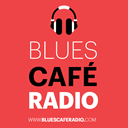 blues café webradio logo