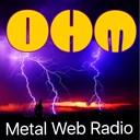 OHM - Only Heavy Metal logo