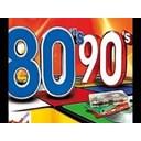 80s  90s super pop hits logo