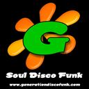 GENERATION SOUL DISCO FUNK RADIO [HD] logo
