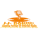 J J RADIO INTERNET: LEADING FORMAT OF INTERNET RADIO logo