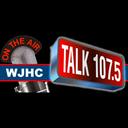 Talk America Radio - WJHC logo