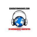 60'S YEYE HITS GENERATIONRADIOS.COM 2019 logo
