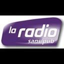 La Radio Sans Pub logo